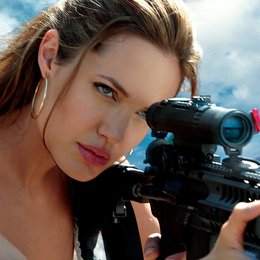 Mr. & Mrs. Smith / Angelina Jolie Poster