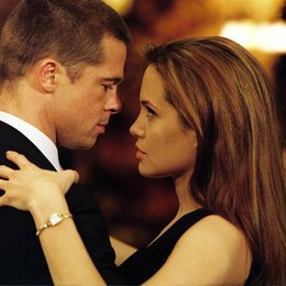 Mr. & Mrs. Smith / Brad Pitt / Angelina Jolie Poster