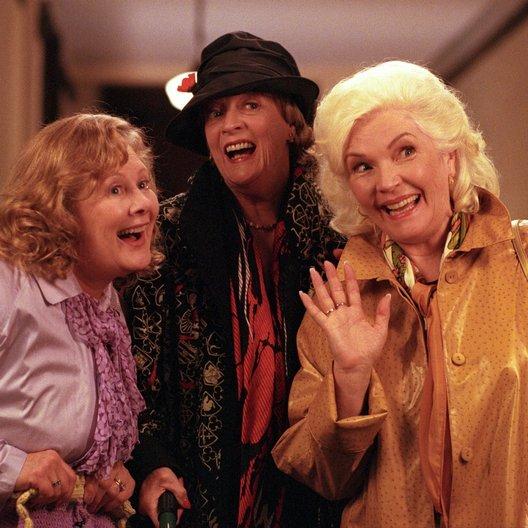 göttlichen Geheimnisse der Ya-Ya Schwestern, Die / Shirley Knight / Maggie Smith / Angus Macfadyen Poster