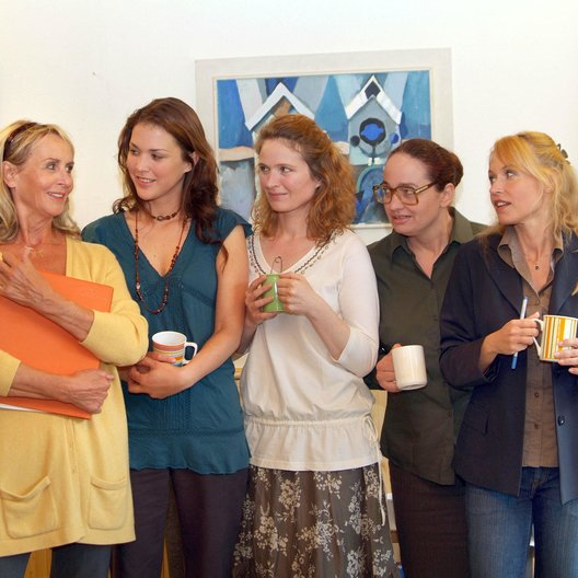 Schöne Aussicht (ARD) / Diana Körner / Tatiani Katrantzi / Andrea Julia Rohac / Barbara Stoll / Anica Dobra Poster