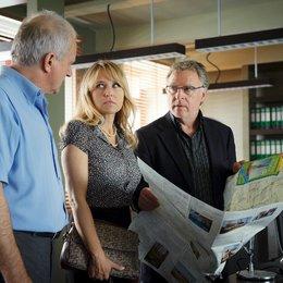 SOKO Leipzig: Die schwarze Witwe (ZDF) / Anica Dobra / Andreas Schmidt-Schaller / Simon Rouse