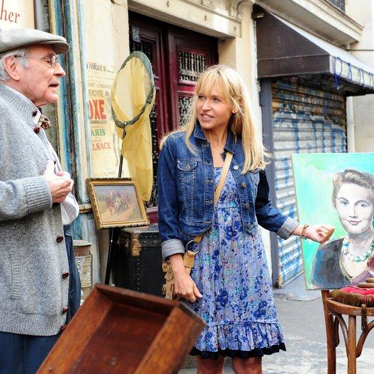 Sommer in Paris, Ein (ZDF) / Anica Dobra / Peter Fitz