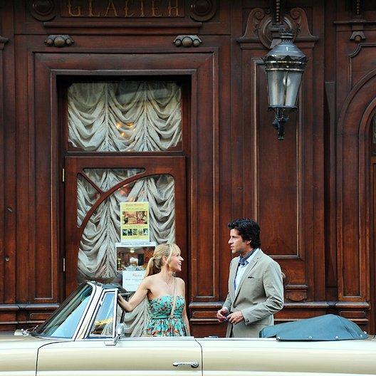 Sommer in Paris, Ein (ZDF) / Pasquale Aleardi / Anica Dobra