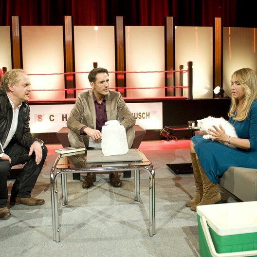 Vollgasmann, Der (ARD) / Uwe Ochsenknecht / Anica Dobra / Alexander Mazza