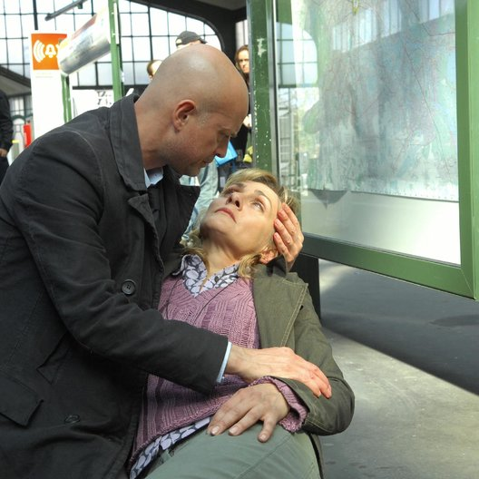 Kriminalist: Fahrt in den Tod, Der (ZDF) / Christian Berkel / Neelesha BaVora / Imran Khan Poster