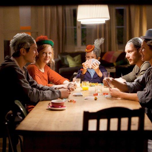 Familie Windscheidt - Der ganz normale Wahnsinn (ZDF) / Anja Kling / Hendrik Duryn / Samuel Schneider / Aaron Kissiov / Lili Fichtner Poster
