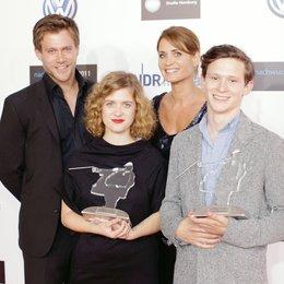 Studio Hamburg Nachwuchspreis 2011 / Beste Nachwuchsdarsteller / Ken Duken / Liv Lisa Fries / Anja Kling / Joel Basman Poster