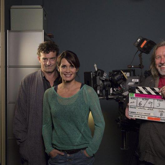 Thomas Sarbacher, Anja Kling und Regisseur Thorsten Näter Poster