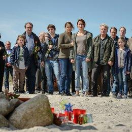 Tod eines Mädchens (ZDF) / Barbara Auer / Anja Kling / Jörg Schüttauf / Hinnerk Schönemann / Johann von Bülow / Rainer Bock / Chris Veres Poster