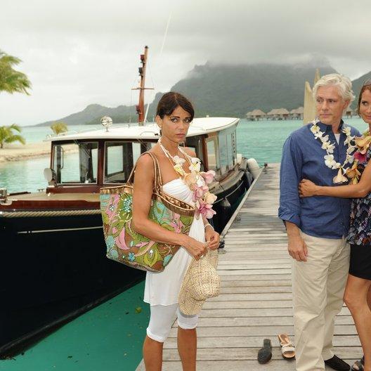 Traumschiff: Bora Bora, Das (ZDF / ORF) / Anja Kling / Gerit Kling / Philipp Brenninkmeyer Poster