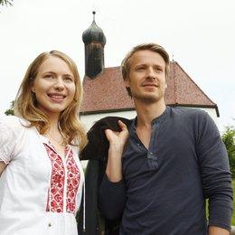 Utta Danella: Eine Nonne zum Verlieben (ARD) / Anna Brüggemann / Max von Pufendorf Poster