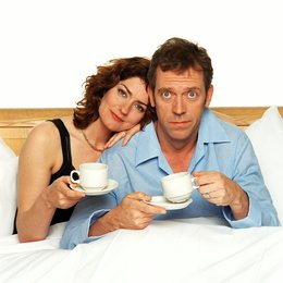 Dr. Slippery - Die kompette Serie / Anna Chancellor / Hugh Laurie Poster