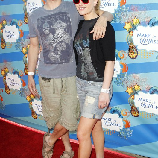 Moyer, Stephen / Paquin, Anna / Make-a-Wish Foundation Host - A Day of Fun at the Santa Monica Pier Poster