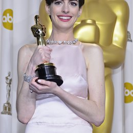 Anne Hathaway / 85th Academy Awards 2013 / Oscar 2013 Poster