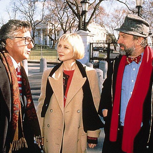 Wag the Dog - Wenn der Schwanz mit dem Hund wedelt / Wag the Dog / Dustin Hoffman / Anne Heche / Robert De Niro Poster