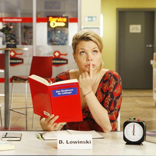 Danni Lowinski (1. Staffel, 13 Folgen) / Annette Frier Poster