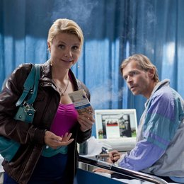 Danni Lowinski (3. Staffel, 13 Folgen) / Annette Frier / Tonio Arango Poster