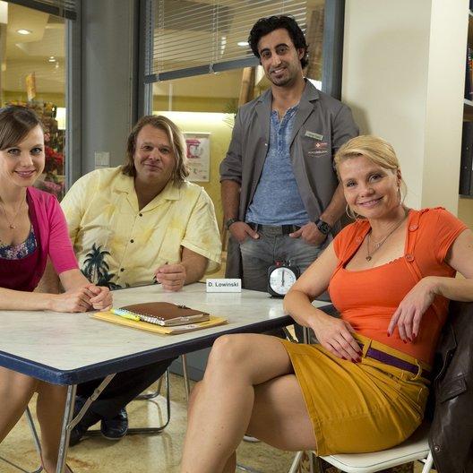 Danni Lowinski (4. Staffel, 13 Folgen) / Annette Frier / Nadja Becker / Oliver Fleischer / Orhan Müstak Poster