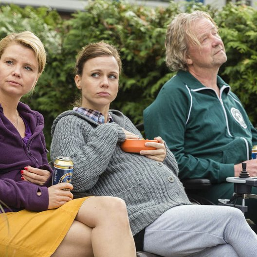 Danni Lowinski (5. Staffel, 13 Folgen) (Sat.1) / Annette Frier / Nadja Becker / Axel Siefer Poster