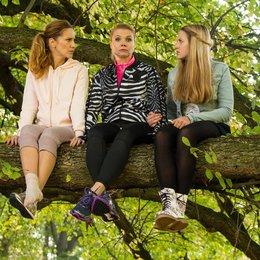 Müttermafia-Patin, Die / Die Patin / Chiara Schoras, Annette Frier und Charlotte Uedingslohmann Poster