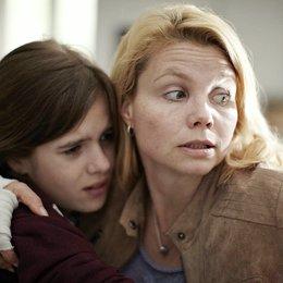 online - meine Tochter in Gefahr (Sat.1) / Annette Frier / Jamie Bick Poster