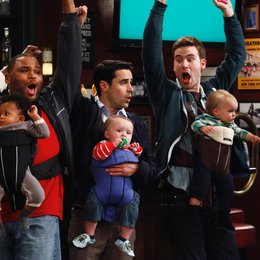 Guys with Kids / Zach Cregger / Jesse Bradford / Anthony Anderson Poster