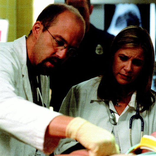 ER - Emergency Room 1: Der erste Tag / Anthony Edwards Poster