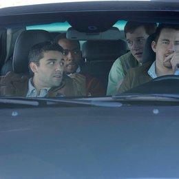 10 Jahre - Zauber eines Wiedersehens / Oscar Isaac / Anthony Mackie / Chris Pratt / Channing Tatum Poster
