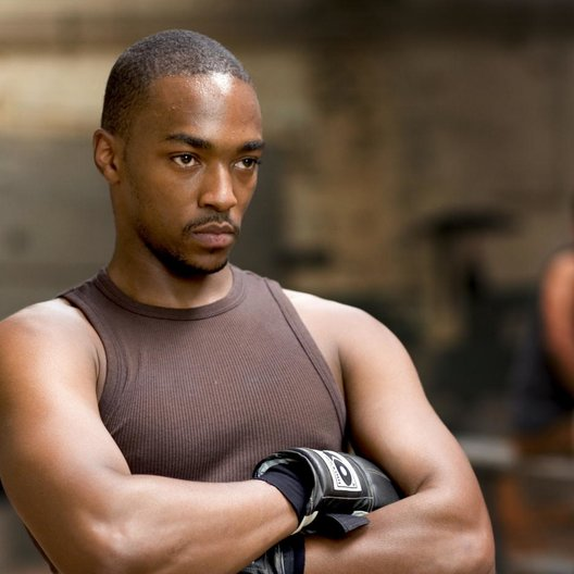 Million Dollar Baby / Anthony Mackie Poster