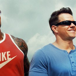 Pain & Gain / Pain &Gain / Pain and Gain / Dwayne Johnson / Mark Wahlberg / Anthony Mackie Poster