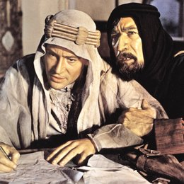 Lawrence von Arabien / Peter O'Toole / Anthony Quinn Poster