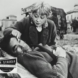 strada, La / Anthony Quinn / Giulietta Masina
