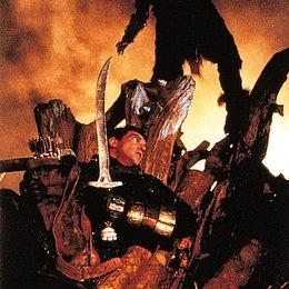 13te Krieger, Der / Antonio Banderas Poster