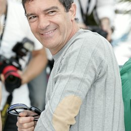 Antonio Banderas / 64. Filmfestspiele Cannes 2011 Poster