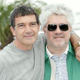 Antonio Banderas / Pedro Almdovar / 64. Filmfestspiele Cannes 2011