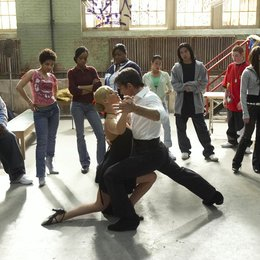 Dance! Jeder Traum beginnt mit dem ersten Schritt / Dance! / Jasika Nicole / Katya Virshilas / Antonio Banderas Poster