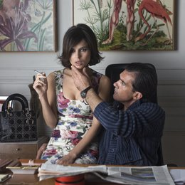 Haut, in der ich wohne, Die / Elena Anaya / Antonio Banderas Poster