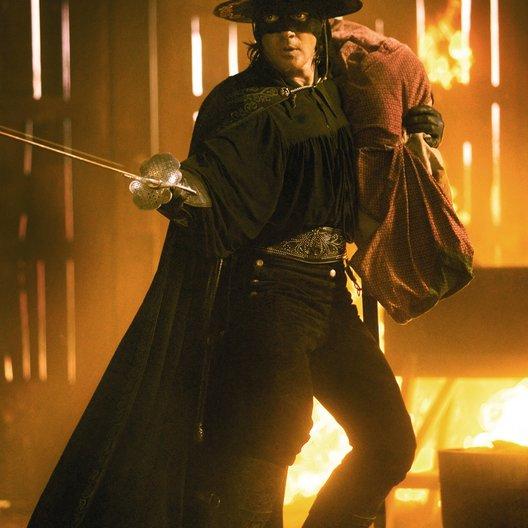 Legende des Zorro, Die / Antonio Banderas