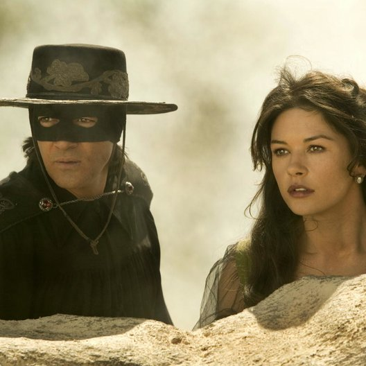 Legende des Zorro, Die / Antonio Banderas / Catherine Zeta-Jones