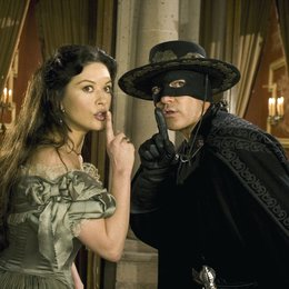 Legende des Zorro, Die / Catherine Zeta-Jones / Antonio Banderas