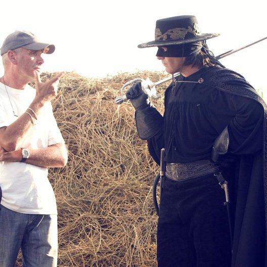 Legende des Zorro, Die / Martin Campbell / Antonio Banderas / Set Poster