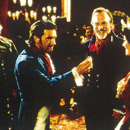 Maske des Zorro, Die / Anthony Hopkins / Antonio Banderas / Catherine Zeta-Jones