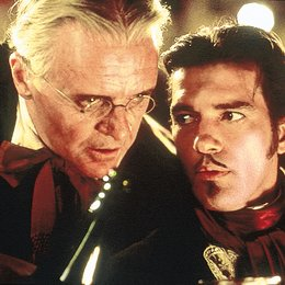 Maske des Zorro, Die / Anthony Hopkins / Antonio Banderas
