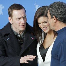 Michael Fassbender / Gina Carano / Antonio Banderas / Haywire Filmteam / Berlinale 2012 / 62. Internationale Filmfestspiele Berlin 2012