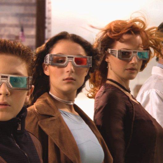 Mission 3D / Antonio Banderas Poster