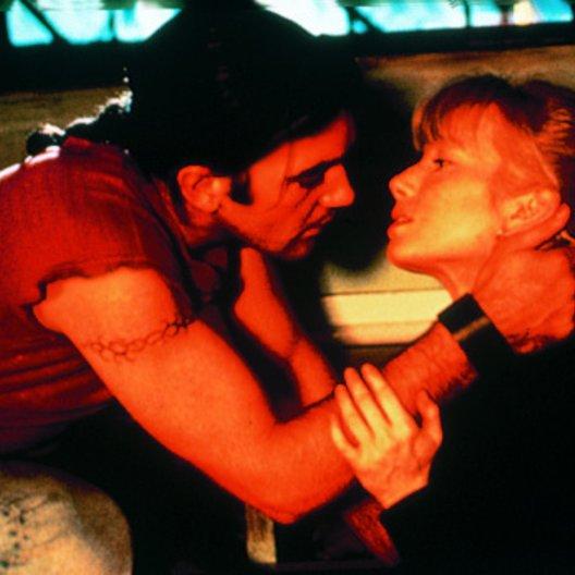 Never Talk to Strangers - Spiel mit dem Feuer / Antonio Banderas / Rebecca De Mornay