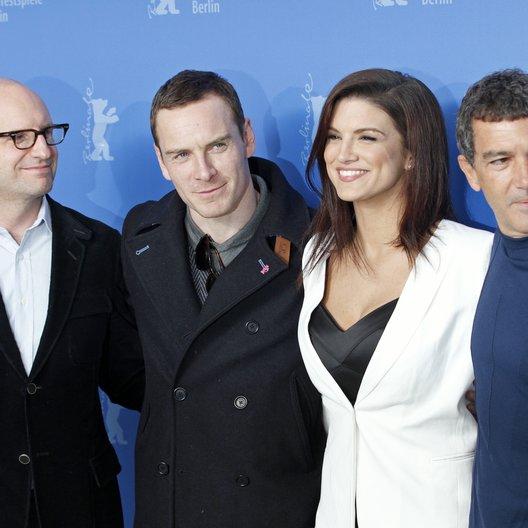 Steven Soderbergh / Michael Fassbender / Gina Carano / Antonio Banderas / Haywire Filmteam / Berlinale 2012 / 62. Internationale Filmfestspiele Berlin 2012