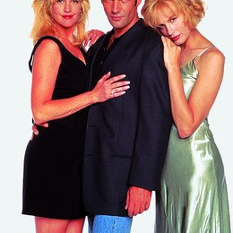 Two Much / Melanie Griffith / Antonio Banderas / Daryl Hannah Poster