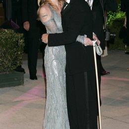 Vanity Fair Oscar Party 2005 / Oscar 2005 / Melanie Griffith und Antonio Banderas Poster