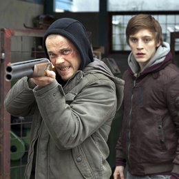 Tatort: Todesschütze (MDR) / Antonio Wannek / Jonas Nay Poster